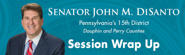 Senator John DiSanto E-Newsletter